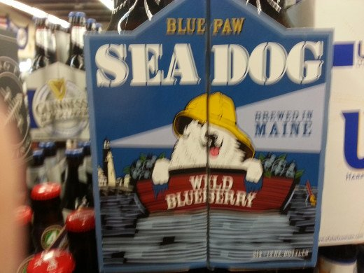Sea Dog's Blue Paw for a sweet choice for the summer.