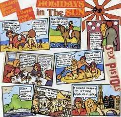 Anarchy On The Airwaves #3: Album Review - Nevermind The Bollocks, Here's The Sex Pistols
