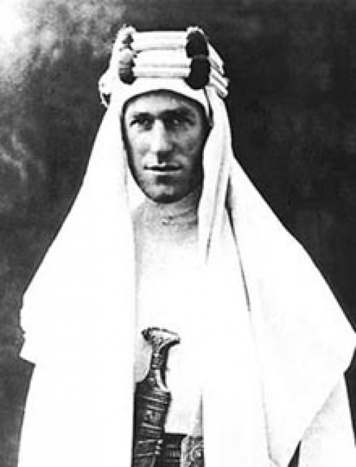 British Intelligence officer T E Lawrence is a legend for his collaboration with the Arabs of Hejaz in Arabia against their rulers and world-power rivals of the British, the Ottomon Turks