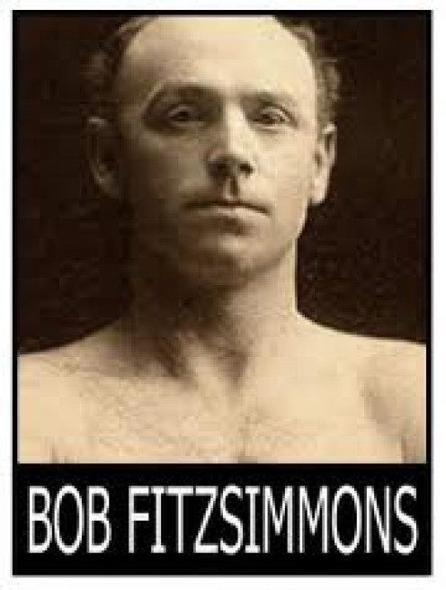 Bob Fitzsimmons was the first universally recognized Light Heavyweight Champion of the World.