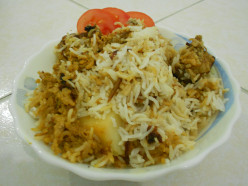 Recipe for  Dum Biryani