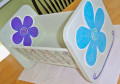 Paint an Unfinished Toy Doll Cradle