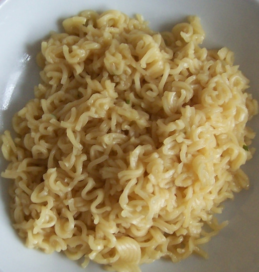 Easy Noodles Recipe: Instant Noodles