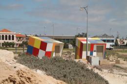 Beachfront at Geraldton, Western Australia