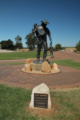 Stockmans Hall of Fame, Longreach, Queensland.