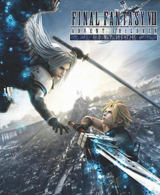 Final Fantasy VII Advent Children (2005)