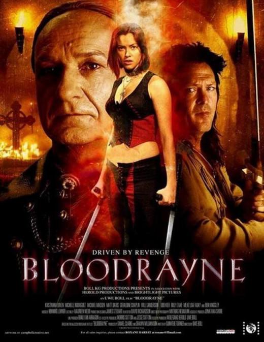 Bloodrayne (2006)