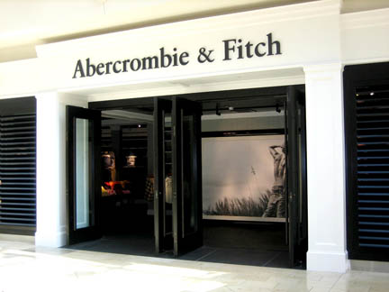 Abercrombie and Fitch seems to welcome controversy.