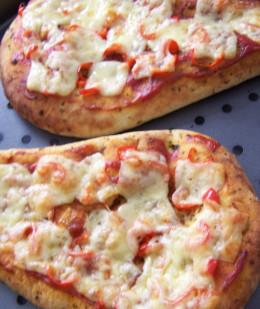 Easy Store Cupboard Pizza Recipe: Veggie Chilli