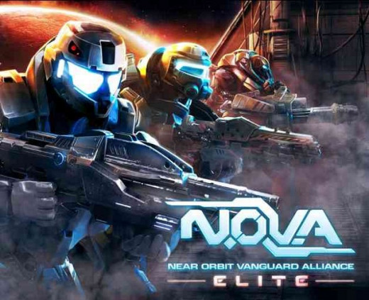 N.O.V.A - Near Orbit Vanguard Alliance HD