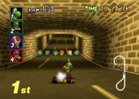 Luigi's Raceway