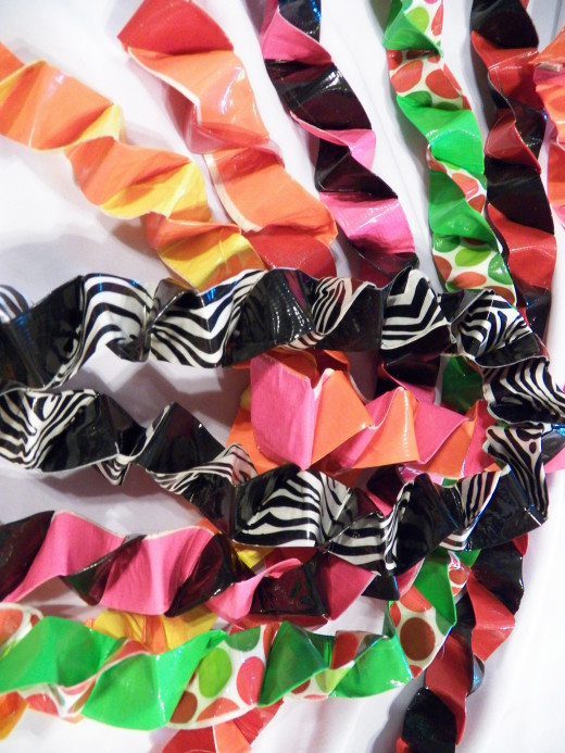 Duct Tape Chains
