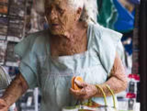 Elderly and Mentally Ill