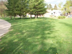 Royal City Park, near the Speed River, Guelph, Ontario