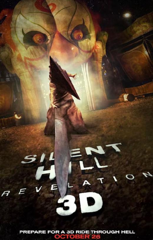 Silent Hill Revelation (2012)