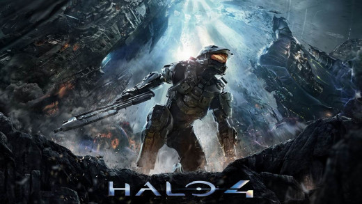 Halo 4 (game concept art)
