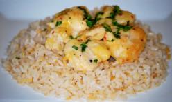 Island Bites: Spicy Orange Glazed Chicken & Coconut Rice