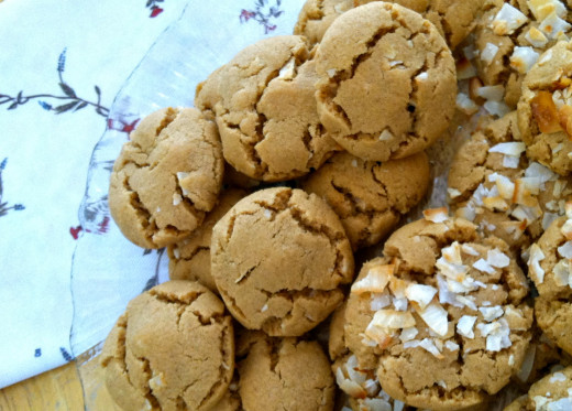 Can you smell these almond cookies?