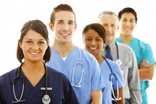 Happy New Certified Nursing Assistants.