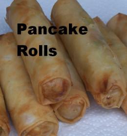 Best Street Food: Thai Pancake Rolls