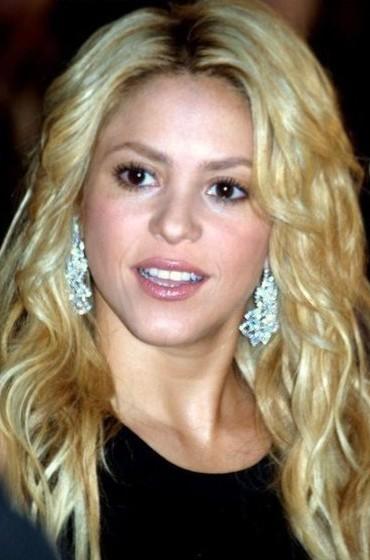 Pop Singer Shakira