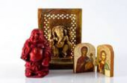 Religious icons - a reason for warring?