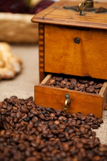 For the freshest and tastiest beverages, it is best to buy your coffee in bean form and grind it straight before you brew.  Your beans need to be stored correctly too, if you want your beverages to have maximum flavor.