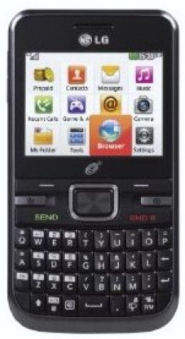 The LG 530G from Tracfone