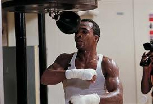Sugar Ray Leonard won titles in five weight classes including the Super Middleweight Division.