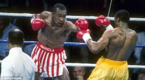 When Tommy Hearns and Sugar Ray Leonard met in a rematch in 1989 it was in the Super Middleweight Division.