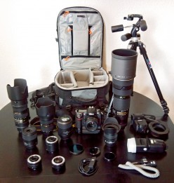 Basic Photography Gear - What Equipment to Have