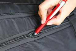 Packing a suitcase?  Find out how to protect yourself against tampering, smuggling and theft.