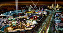 Dubailand: The World's Most Ambitious Tourism, Leisure and Entertainment Project Ever at an Incredible $64-Billion