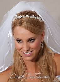 A wedding tiara is a must-have accessory for many brides.