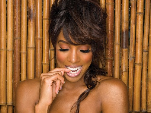 The Talented Singer Ms. Kelly Rowland!