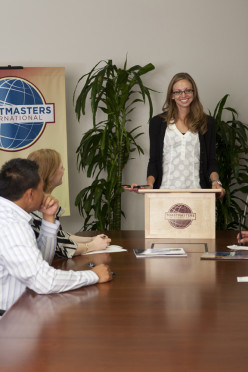 Don't Let Your Fear of Public Speaking Get You Down- Join a Toastmasters Club