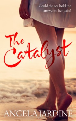 Prologue to The Catalyst: an unconventional romantic novel.