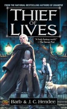 Thief OF Lives a Novel with a twist