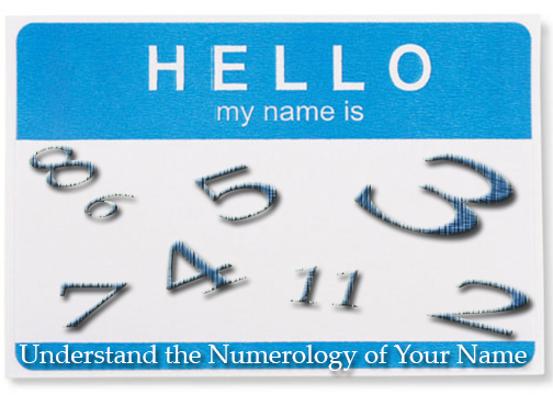 Learn the Meaning of Your Name using Numerology.