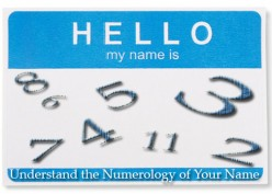 Numerology Name Meanings