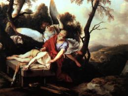 The Angel Intervenes