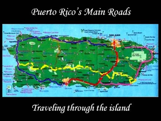 PR Main Roads