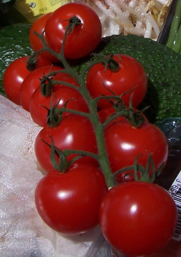 Economy Gastronomy Recipes: The Tomato Stall