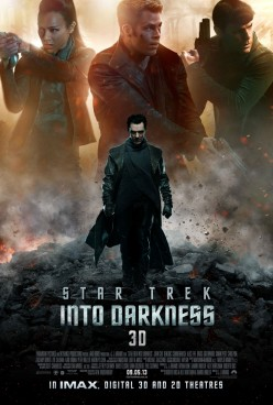 Star Trek Into Darkness - Builds nicely on what came before, and not just the 2009 movie