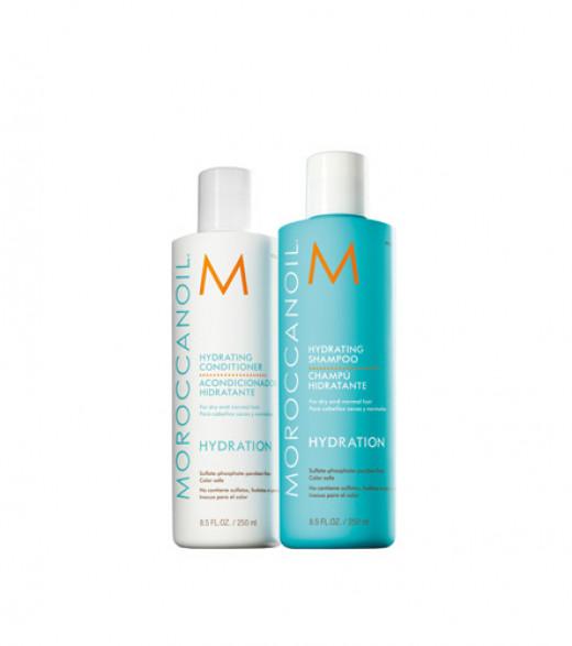 Moisture Repair Shampoo and Conditioner