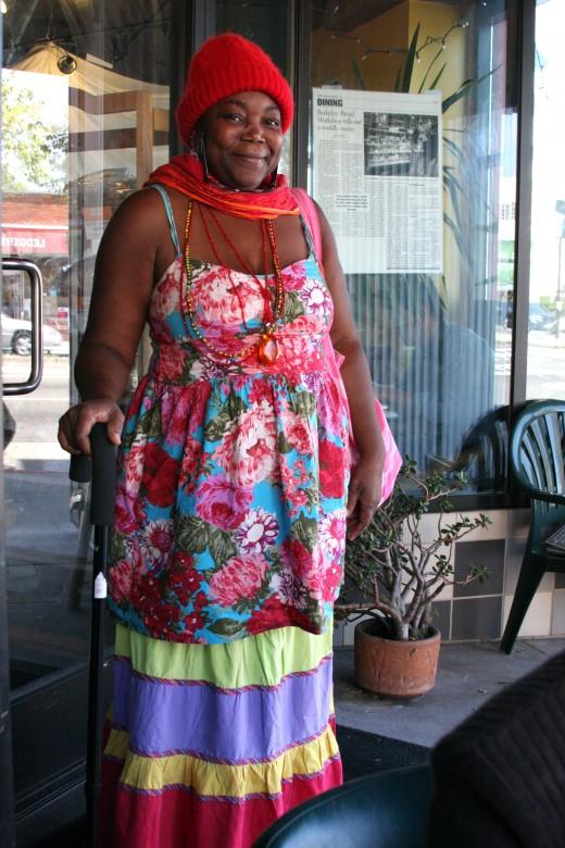Berkeley Woman
