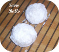 Make Snowballs (The Kind You Eat): Instructions and Photos