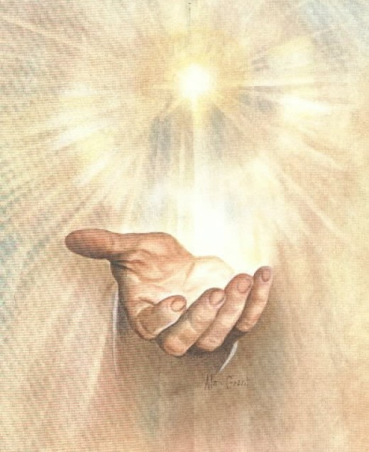 The Strong Hand of The Lord