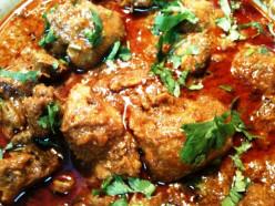 Andhra Chicken.