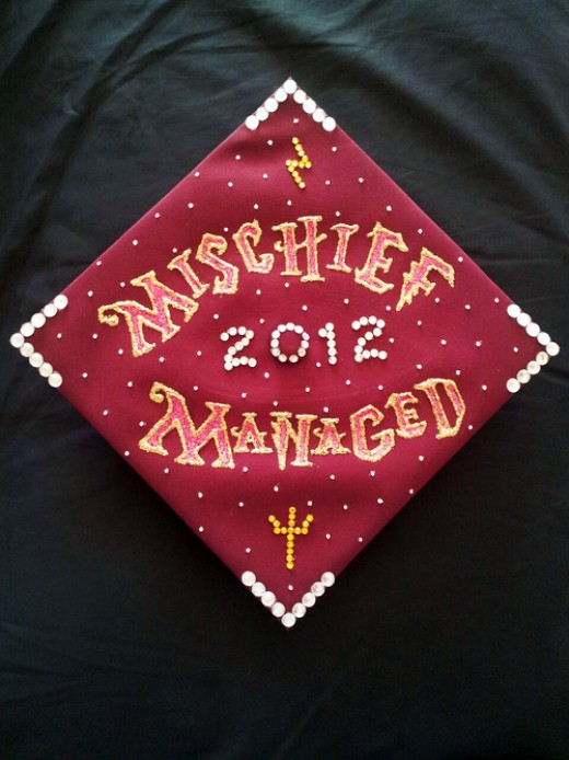 Harry Potter (Mischief Managed) Cap